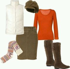 Florida fall clothing ; )