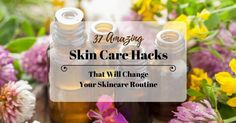 Ever wonder how you can get that flawless, perfect skin? Wonder no more as we reveal 37 skin care hacks that are guaranteed to transform your skin