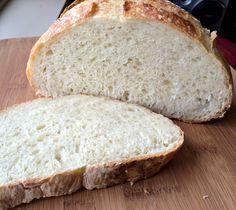 No Knead Artisan Bread - My Dirty Apron