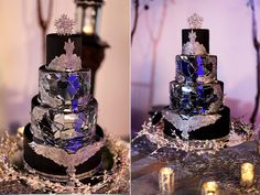 Wow wedding cake - evil queen inspired