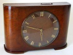 Vintage Florins Savings Bank Mantle Clock Money Box 1950s | eBay