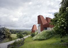 Gallery of Caring Wood / James Macdonald Wright and Niall Maxwell - 5