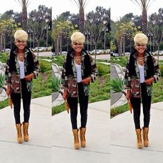timberland high heels outfit