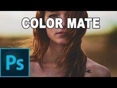 Efecto mate (Filtro VSCO) con Photoshop - Tutorial Photoshop en Español - YouTube