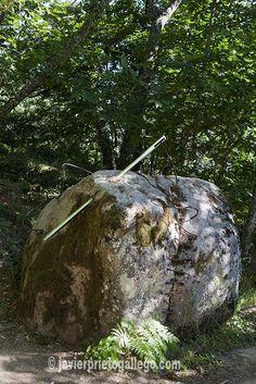 Sierra, Spain, Places To Visit, 3d, Hiking Trails, Walks, Count, Monuments, Woods