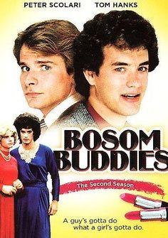 BOSOM BUDDIES:SECOND SEASON