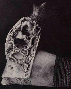 Mandau Tunggur lamet baukng.. Skull, Tattoos, Tatuajes, Tattoo, Tattos, Skulls, Sugar Skull, Tattoo Designs