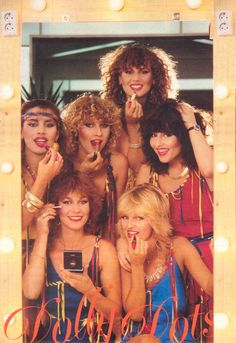 Dolly Dots - Door de jaren in beeld en geluid Ultimate Collection, Girl Bands, 80s Fashion, Popular, Dots, Singer, Stitches, Most Popular, The Dot