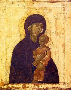 икона Божьей матери «ПИМЕНОВСКАЯ»