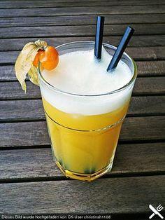 Solero – Cocktail Solero – Cocktail – Cocktails and Pretty Drinks Cocktail Shots, Cocktail Menu, Cocktail Recipes, Drink Recipes, Vodka Cocktails, Non Alcoholic Drinks, Summer Cocktails, Limoncello Cocktails, Vegetable Drinks