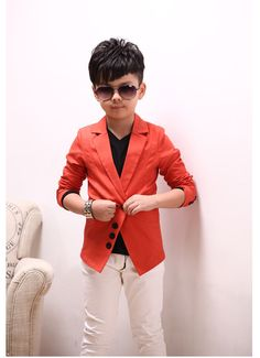 f2d1732b3e410 Blazers Picture - More Detailed Picture about 2015 new children s spring  casual wedding suits boys jackets wholesale Korean style kids long sleeve  blazers ...