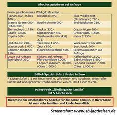 """Hallo Leute schaut euch das mal an. Wenn man """"Jagd Afrika"""" in Google schreibt kommen unzählige Seiten wo man eine Jagd buchen kann. Ein Löwe sowie Elefant kosten ca. 15 000 und alles ist familien- und kinderfreundlich. Danach bringen diese Jäger ihren Elefantenbein nach Hause und benutzen ihn als Tisch! Eeeekelhaft !!! Wir müssen uns dafür einsetzen dass die Einfuhr von Trophäen nach Deutschland verboten wird. Was sagt ihr dazu?  #tierschutz #jagd #jagverbieten #trophaeenjagd #afrika #africa…"""