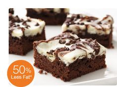 Weight Watchers Chic: LO CAL CREAM CHEESE BROWNIES!!!