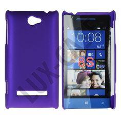 Lilla HTC 8S Cover