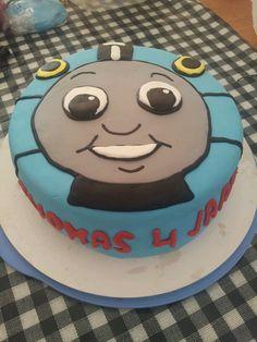 Thomas trein taart.