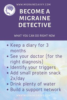 Getting the right migraine advice right at the start of your diagnosis is crucial. Learn what to do and when so you can stop your attack from progressing with effective treatment and methods Migraine Doctor, Migraine Hangover, Migraine Cause, Migraine Triggers, Severe Migraine, Chronic Migraines, Migraine Relief, Migraine Pressure Points, Migraine Piercing