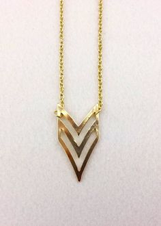 Double Arrow Necklace US$5.99 at wanderlustiny.com #jewelry #accessories #fashion #style #necklace #beautiful #vintage #retro #xmas #sale #wishlist #onlinestore #wholesale #gift