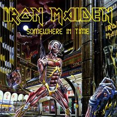 Iron Maiden Killers Heavy Metal By Shawn Lordozz