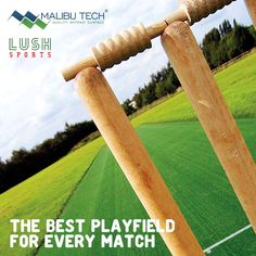 How good is your sports field for a match? Turning your tired fields into a well surfaced playground! Lush Sports provides you an even sports surface throughout the year. #lushsports #artificialturf