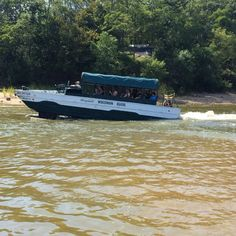 Gorgeous day on the river! Take a DUCK ride, jet boat ride, or boat tour! Wisconsin River, Unique Vacations, Jet Boat, Boat Tours, Take That, Power Boats