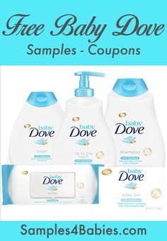 Get free samples and coupons from Baby Dove Free Stuff By Mail, Free Baby Stuff, Free Baby Samples, Cosmetic Design, Free Iphone, Body Care, Babyshower, Magazines, Coupons