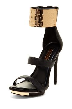 Lest High Heel Sandal by BCBG  I just passed out......