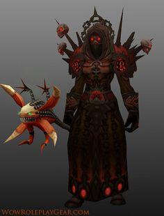 Merciless Gladiator's Dreadgear/Felshroud