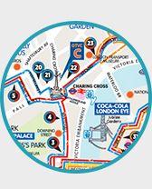 Hop On Hop Off Bus Tour Map
