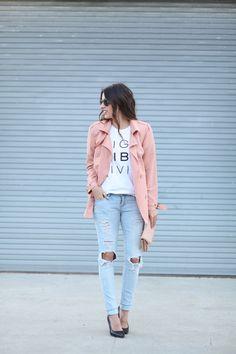 Cool Pastels | Natalie Dressed