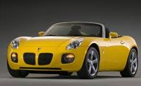 Make:  Pontiac Model:  Solstice Year:  2008 Body Style:  Convertible Exterior Color: Silver Interior Color: Doors: Two Door Vehicle Condition: Excellent Phone:  319-551-2736  For MOre Info Visit: http://UnitedCarExchange.com/a1/2008-Pontiac-Solstice-637864738662