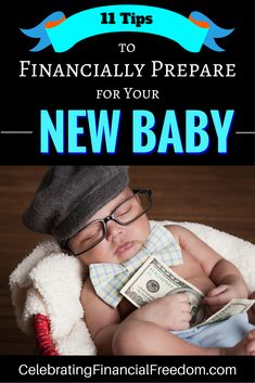 Starting a new family can get expensive really quickly!  Here are 11 of my most favorite tips to get financially ready for your first child without going bankrupt.  Just Click the Pic to get started…  #family #tips #baby #finances  http://www.cfinancialfreedom.com/tips-financial-new-baby/