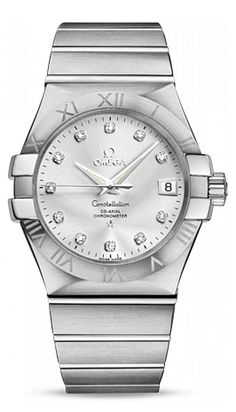 Omega 123.10.35.20.52-001 Constellation Co-axial