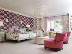 10 Year Old Girl Bedroom Ideas | Design Caller ~ Selected Spaces