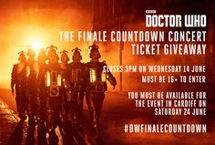 @bbcdoctorwho : Tweet us questions for Pearl Mackie using #DWFinaleCountdown Well ask her the best ones at Saturdays Q&A  stream http://bit.ly/2rRK0qy June 22 2017 at 02:00AM