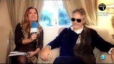 Entrevista exclusiva con el Tenor Andrea Bocelli  http://www.telecinco.es/quetiempotanfeliz/Andrea-Bocelli-abre-puertas-casa_2_1547205069.html