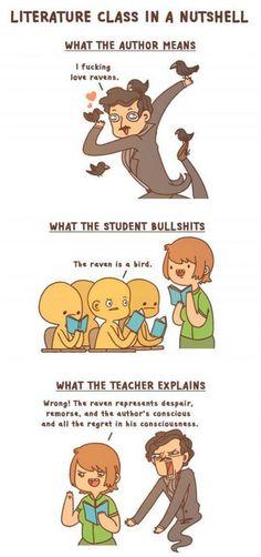 I knew my teacher lied to me