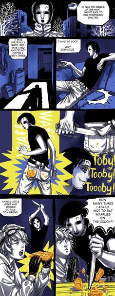 Fan Ticci Toby21 by Ashiva-K-I.deviantart.com on @DeviantArt