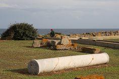 #chivodafone e viaggia nel sud della Sardegna può navigare da #Villasimius con la rete 4G #itinerari