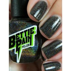 Bettie Pain Polish - Hour Of The Wolf Nail Polish