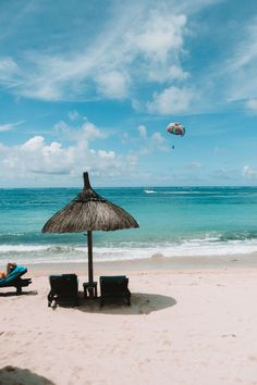 Explore the remote Indian Ocean island of Mauritius! Here's what you need to know about staying at Constance Belle Mare Plage. Beautiful Hotels, Beautiful Places To Visit, Beautiful Beaches, Mauritius Travel, Glass Bottom Boat, Destin Beach, White Sand Beach, Luxury Travel, Luxury Hotels