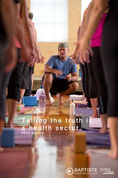 """Telling the truth is a health secret."" Baron - Repin this Post if you are joining us in Estes Park or even considering it!!! We have a Facebook Event for you to invite your friends to meet you in Estes Park for an amazing 3 day Intensive with us! https://www.facebook.com/events/450712601684605/"