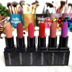 @smashboxsa lipsticks   #belleblushh #makeup #makeuplover #makeupjunkie #makeupstash #makeupfix #fakeupfix #hudabeauty #blogger #beautyblogger #bbloggers #instagood #instadaily #love #smashbox #smashboxsa #smashboxlipstick #lipstick #lipstickjunkie #lippiestash