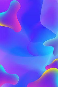 Laser Gradient Gradient Creative Laser Purple Background Images, Purple Backgrounds, Gradient Logo, Fluid Design, Color Powder, Hd Wallpaper, Wallpapers, Commercial Design, Banner Design