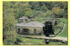 Herrería del Mazonovo, Santa Eulalia de Oscos, Reserva de la Biosfera Oscos-Eo, Asturias