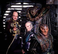 Londo, Delenn, G'Kar and Kosh