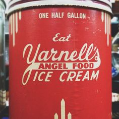 Yarnell's Ice Cream