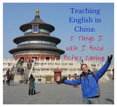 Teaching English in China: 5 Things I Wish I Knew Before Coming