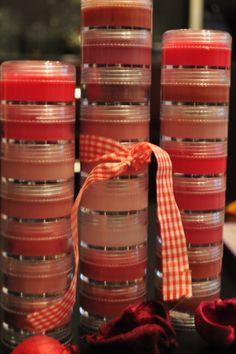 Lip Balm castle !! Organic Soap, Lip Balm, Lotion, Glow, Castle, Lips, Castles, Lotions, Sparkle
