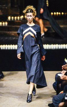 Alexander McQueen Fall 1996 Ready-to-Wear Fashion Show