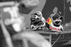 #RedBull #Enduro Helmets in Spain , #RedSand MX park